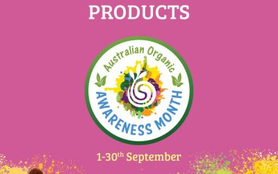 What is Certified Organic in Australia?